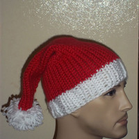 Santa Stocking Hat , Santa Claus
