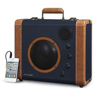 CR8008A Crosley Soundbomb Portable Speaker System - Vintage Suitcase Speakers - Available in Different Colors
