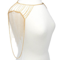 The Draped Luxury Jewelry