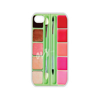 Vintage Makeup iPhone 4 / 4s Case