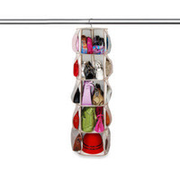 Carousel Spinning Purse &amp; Hat Closet Storage Organizer | eBay