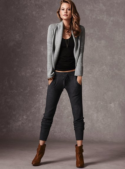 Shawl-collar Cardigan Sweater - Victoria's Secret