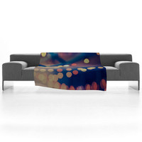 DENY Designs Home Accessories | Shannon Clark Pretty Lights Fleece Throw Blanket