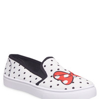 Minnie™ Bow Slip-Ons | Wet Seal