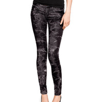 Super Skinny Super Low Jeans - from H&M