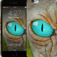 Sphynx Eye iPhone Cases & Skins by Bruce Stanfield | Nuvango