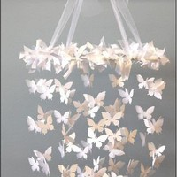 crafts / butterflies mobile. I&#x27;ll get an Ita one day.