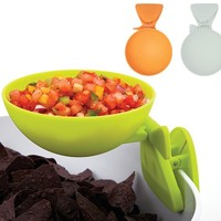 Dip Clip - Attach to Your Chip Bowl and Serve!