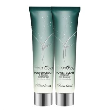 *SP Banish Pores and Oily Skin - Power Clear D-Blemish Cleansing Gel 60g DUO - Mirenesse