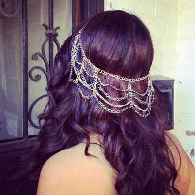 Web Headpiece