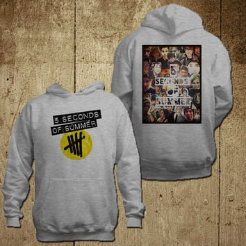 5 sos collages hoodies