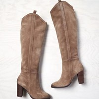 DV BY DOLCE VITA KNEE HIGH SUEDE BOOT