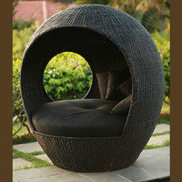 Hospitality Design Source - Occasional chairs - Melon Outdoor chair