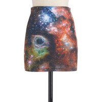 That&#x27;s My Galaxy Skirt | Mod Retro Vintage Skirts | ModCloth.com