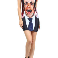 American Psycho Bodycon Dress