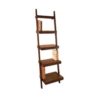 Climb Walnut Bookcase
