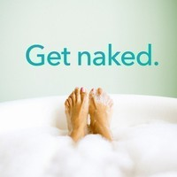 Get naked vinyl wall art decal graphic stickers