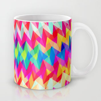 Mix #152 Mug by Ornaart | Society6