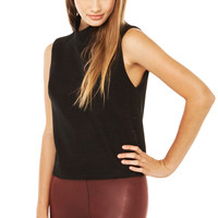 The Sleek Mock Top