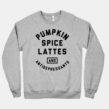 Pumpkin Spice Lattes And Antidepressants