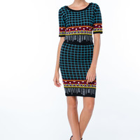 The Grid Outdoors Tapestry Skirt