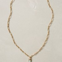 Adrift Pendant Necklace by Lulu Clear One Size Necklaces