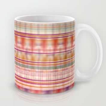 Abstract Bandana Mug by Nika