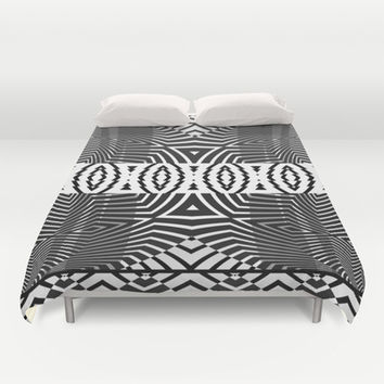 Viper #6 Duvet Cover by Ornaart | Society6