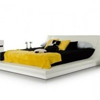 Polar Platform Bed by VIG Furniture - Opulentitems.com