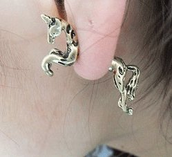 Unicorn Fashion Earrings | LilyFair Jewelry