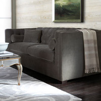 """Dusk"" Tufted Sofa - Horchow"