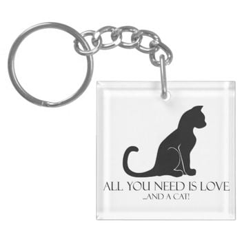 All You Need Is Love and a Cat!