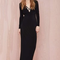 Nasty Gal To the Maxi Dress