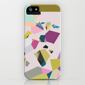 Crystals iPhone & iPod Case by Leandro Pita