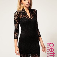 ASOS | ASOS PETITE Exclusive Katie Lace Dress at ASOS