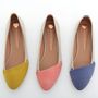 BN Effortless Stylish Comfy Pointed Toe Ballet Flats