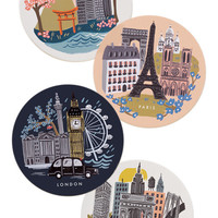 Cities Coaster Set | LEIF