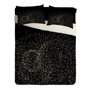 Catherine McDonald Sky Glitter Sheet Set Lightweight
