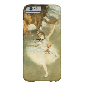 Ballerina Dancer in White iPhone 6 case