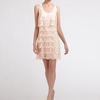 Ali Ro - Laser Cut Tier Dress - Saks.com