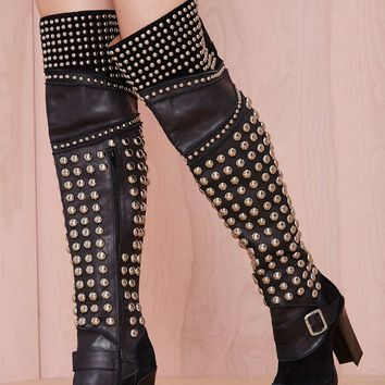 Jeffrey Campbell Esparza Leather Boot