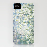 Cherry Blossom iPhone Case by CMcDonald | Society6