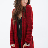 FOREVER 21 Shawl Collar Cardigan