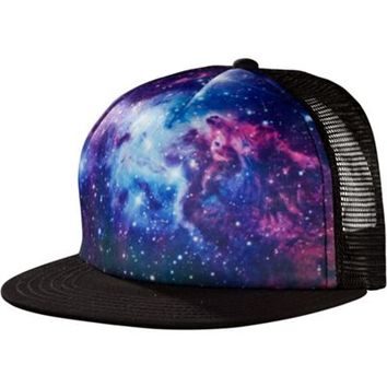 Galaxy Trucker Hat- Party City
