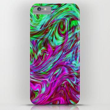 Fluid Colors G256 iPhone & iPod Case by MedusArt | Society6