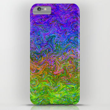 Fluid Colors G252 iPhone & iPod Case by MedusArt | Society6