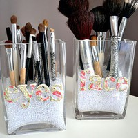 Liz Marie: Eyes & Face Brush Holders
