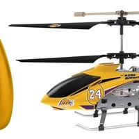 NBA Licensed World Tech Toys 3.5CH RC Helicopter