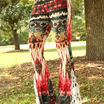 With All My Heart Pants: Multi