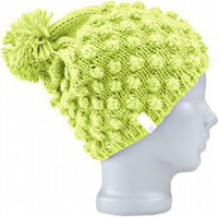 Burton Perfect 10 Beanie Grinchworm 2012 - Women's